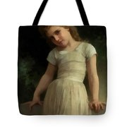 Mischievous One Tote Bag
