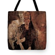 Misery Welcomes Tote Bag