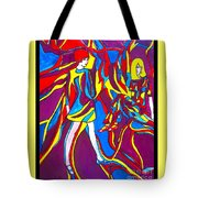 Miss 1966 Poster Design Tote Bag