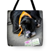 Miss Darlin' Of Royal St Nola Tote Bag