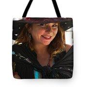 Miss Dawn Tote Bag