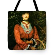 Miss Eveleen Tennant Tote Bag
