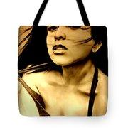 Miss Gidget Tote Bag