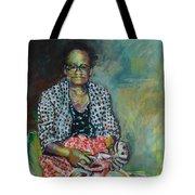 Miss Hattie - Skinning Tote Bag