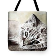 Miss Lilly Tote Bag