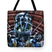 Miss Mitchell Tote Bag by Amanda Stadther