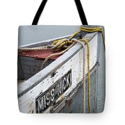 Miss Nicki Tote Bag