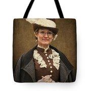 Miss Prim Tote Bag