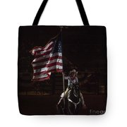 Miss Pro Rodeo Usa Tote Bag