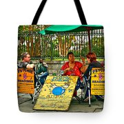 Miss Rose Has An Insight Paint Tote Bag by Steve Harrington