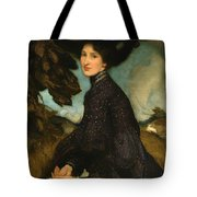 Miss Thea Proctor Tote Bag