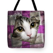 Miss Tilly The Gift 3 Tote Bag by Andee Design