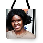 Missing Just One Tote Bag