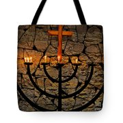 Missing Prayer Tote Bag