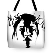 Missing You Tote Bag
