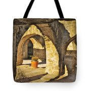 Mission Arches Tote Bag