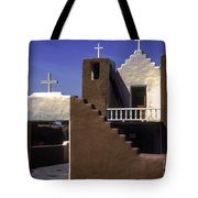 Mission Church Tote Bag