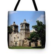 Mission Concepcion - Church Tote Bag