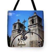 Mission Concepcion - Church II Tote Bag
