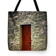 Mission Concepcion - Door Tote Bag