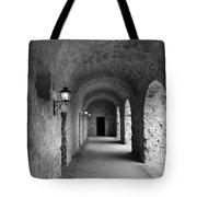 Mission Concepcion Rock Archway Tote Bag