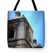 Mission Concepcion - Tower Tote Bag