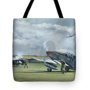 Mission From Debden Tote Bag