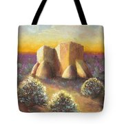 Mission Imagined Tote Bag