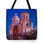 Mission Moon Glow Tote Bag