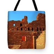 Mission Ruins At Abo Tote Bag