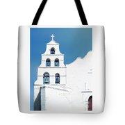 Mission San Diego De Alcala Tote Bag