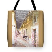 Mission San Juan Capistrano No 5 Tote Bag