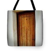 Mission San Juan - Door Tote Bag