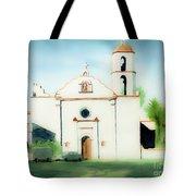 Mission San Luis Rey Dreamy Tote Bag by Kip DeVore
