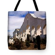 Mission San Xevier Del Bac Tote Bag