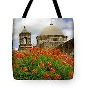 Mission Summer Tote Bag