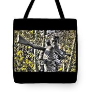 Mississippi At Gettysburg - Desperate Hand-to-hand Fighting No. 4 Tote Bag