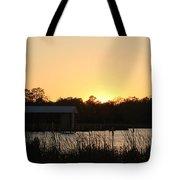 Mississippi Bayou 11 Tote Bag