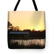 Mississippi Bayou 16 Tote Bag