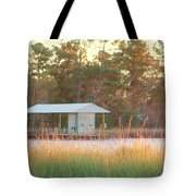 Mississippi Bayou 3 Tote Bag