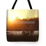 Mississippi Bayou 4 Tote Bag