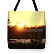 Mississippi Bayou 5 Tote Bag