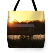 Mississippi Bayou 7 Tote Bag