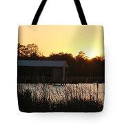 Mississippi Bayou 9 Tote Bag