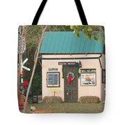 Mississippi Christmas 4 Tote Bag