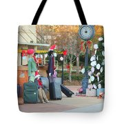 Mississippi Christmas 7 Tote Bag