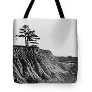 Mississippi Erosion, 1936 Tote Bag