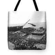 Mississippi Flood Control Tote Bag