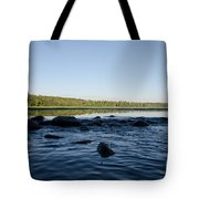 Mississippi Headwater And Lake Itasca Tote Bag