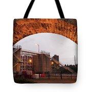 Mississippi Lock Tote Bag